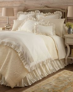Pine Cone Hill King Louisa Duvet Cover