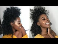 Kinky curly vixen crochet braids for natural hair! Pelo Natural, Natural Hair Care, Natural Hair Styles, Crochet Braids Hairstyles, Braided Hairstyles, Adele, Braidless Crochet, Babe, Crochet Hair Styles