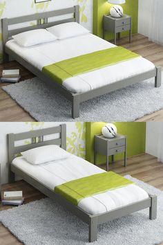 Die Möbel aus Kiefernholz 🌲verleihen Ihr Zimmer eine gemütliche Atmosphäre. 😴 Sie können diese Möbel auch bemalen 🖌und sie werden schön und dekorativ aussehen. 😍  #Kiefernhol #Holzmöbel #Kiefernholzmöbel #Bett #Kieferbett