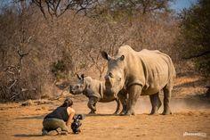 #SolvingPovertySavesWildlife - Jamie Joseph on assignment #SouthAfrica