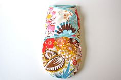 definitely happening. so rad.   Baby swaddler swaddle blanket/wrap multicolor by WildSprouts, $40.00