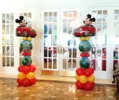 154 best Mickey and Minnie Balloon Board images on Pinterest ...
