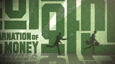 2013 SBS drama opening Incarnation of money  SBS드라마 돈의화신 오프닝