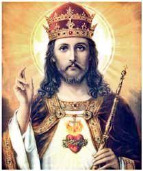 [Jesucristo Rey del Universo] Oraciones