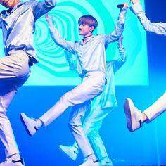 "Polubienia: 118, komentarze: 3 –    프레인 피크닉 (@plain_picnic) na Instagramie: ""새~  정말 한마리의 새와 같아요~ Changsun is dancing and flying like a bird! - Cr: byzerography - #24k #24U…"""