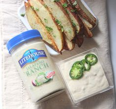 Jalapeno Ranch Potat