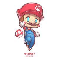 Mario ! by Jrpencil