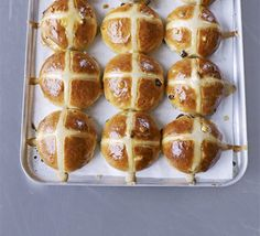 Follow master baker Paul Hollywood's ultimate step-by-step guide to creating perfectly decorated fruit buns