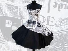 Petticoatkleider Abendkleid 50er Jahre  Zeitung                                                                                                                                                                                 Mehr