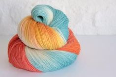 Indie dyed yarn using luxury natural fibres. Daily Fiber, Yarns, Spinning, Lust, Throw Pillows, Knitting, Random, Colors, Heart