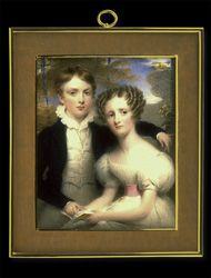 1833 Brother and Sister