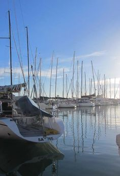 SAIL BOAT SYNDROME - When you absolutely, postively, gotta get your butt on a boat!!!  #langebaan #westcoast #sailboat #yacht Sailboat Yacht, Beach Tops, Open Up, Beach Day, West Coast, Sailing Ships, Building, Travel, Viajes