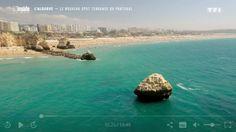 L'Algarve, le nouveau # tendance du Portugal   via My TF1  05/09/2020 Depuis plusieurs années déjà, le Portugal est devenu une destination très prisée des vacanciers et des stars, mais de plus en plus, c'est bien la région de l'Algarve qui fait tourner les têtes #Portugal Algarve, Portugal, Destinations, Spots, Videos, Water, Outdoor, Style, Balearic Islands