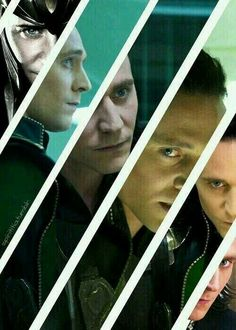 Loki ~ The many facets of a god of mischief