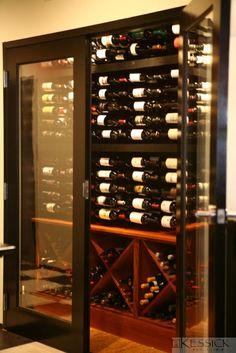 Kessick Wine Cellars - modern design