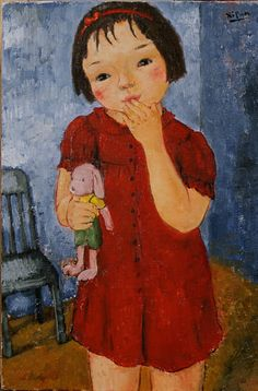 Jian Xi Pang (b1949, Wenzhou, China)