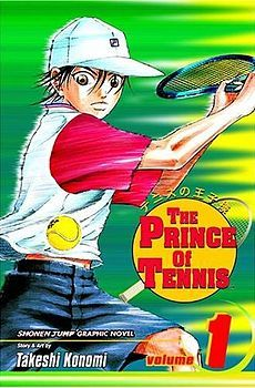 The Prince of Tennis - incredibly popular tennis-oriented manga