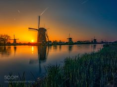Dutch Sunset. by remoscarfo