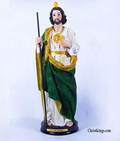 St.Jude statue 12″