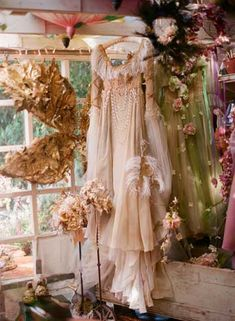 Conversation with the Muses with Tricia Fountaine: Where Bloggers Create... or my little shop of bliss