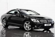 10 10 MERCEDES BENZ CL 500 5.5 V8 AUTO 20inch AMG WHEELS For Sale (2010)