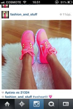 Shoes nike love