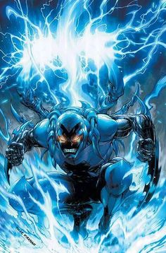The New Blue Beetle