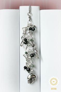 Metall - Der Gevatter Tod ♥ Märchen ● Lesezeichen - ein Designerstück von SchmettAlinchen bei DaWanda
