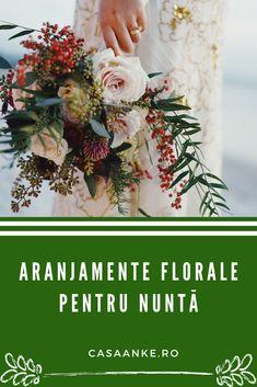 Cu ajutorul nostru poti crea o nunta de poveste: de la florile de camp din cununa miresei, la trandafirul de la butoniera, ori aranjamentele somptuoase de la prezidiu, asiguram flori proaspete intr-un design spectaculos care va oferi un decor de vis. Arcade inflorate, buchete care atrag privirile, aranjamente si decoruri floraleasa cum ai vazut doar in reviste sau la expozitiile florale, acestea sunt caracteristicile serviciilor de aranjamente florale pe care le oferim. Wordpress, Bride, Wedding Bride, Bridal, The Bride, Brides