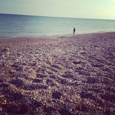 Beach Boyfriend 2014. Ferring beach:) Summerrrr ️xx