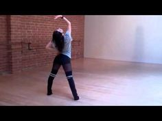 Welcome to Burlesque Choreography: how I workout!