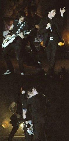 Reasons to believe that frerard was a thing