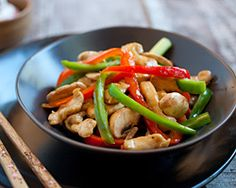 Bell Pepper Chicken - Easy Recipes at RasaMalaysia.com