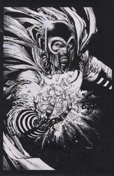 "astonishingx: "" Magneto's Monday: Ultimate Magneto by David Finch """