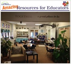 Creative Strategies for Redesigning Today's Classrooms!