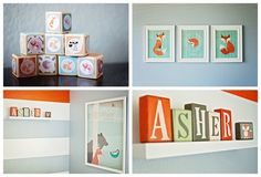 What Does The Fox Say Themed Nursery Dallas Newborn Lifestyle Session
