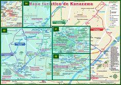kanazawa map