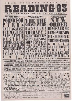 Reading Festival - 1993