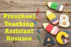 Excellent preschool teaching assistant resume sample makes it easy to create your own job-winning assistant teacher resume. Preschool Teacher Resume, Teacher Jobs, Teacher Interviews, Jobs For Teachers, Teacher Assistant, Assistant Jobs, Teaching Job Interview, Interview Advice, Interview Questions And Answers