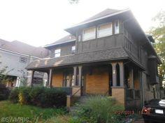 201 Allen Kalamazoo MI 49007 Stuart Neighborhood home for sale REO