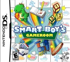 Smart Boys Gameroom  Nintendo DS * Click image for more details. Note:It is Affiliate Link to Amazon.