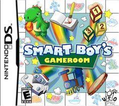 Smart Boys Gameroom  Nintendo DS *** Visit the image link more details.