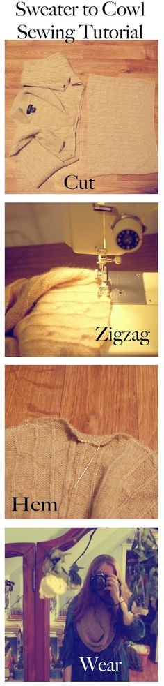 cute scarf how-to