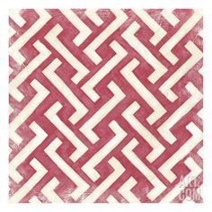 Modern Symmetry VI Giclee Print by Chariklia Zarris at Art.com