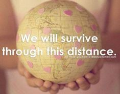 Long Distance Relationship Quotes, Messages, Sayings and SongsSupposed you met a person online that became your special someone but is living far away from you. Or maybe your loved one decided to work abroad, in a foreign country that would separate you physically. Is it worth to…