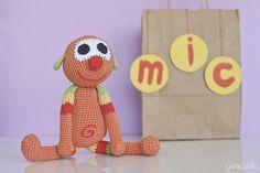 Crochet pattern: Amiguru MIC