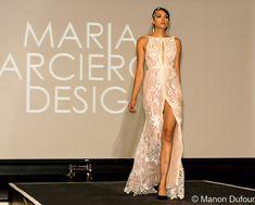 Wedding Dress Bridal Dress White Dress by MariaArcieroCouture