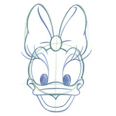 Daisy Duck by ~DrSchmitty on deviantART