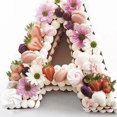Leminate – Everything will be fine Number Birthday Cakes, 10 Birthday Cake, Number Cakes, Letter Cake Toppers, Rustic Cake Toppers, Wedding Cake Toppers, Macarons, Macaron Cake, Cupcakes