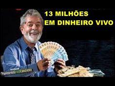 Bomba! Lula sacou R$13 milhões em dinheiro vivo !